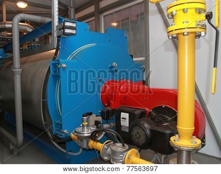 Gas Copper With  Burner