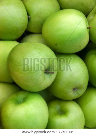 Fruit  Apples  Green