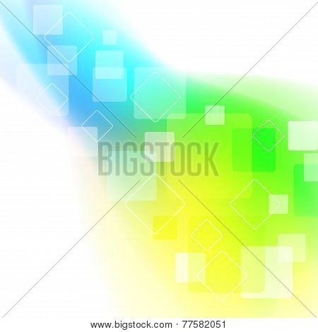 Abstract Background. Vector Illustration