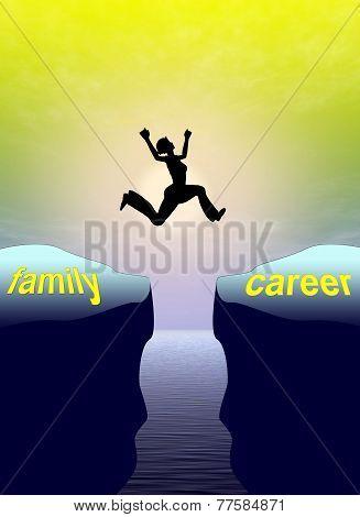 Family versus Career
