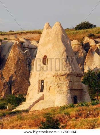 El Nazar Church In Cappadocia, Turkey