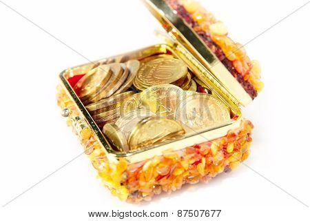 metal ruble