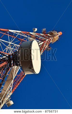 Telecom tower.