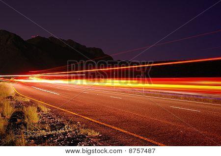 Colorful Traffic