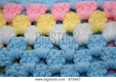 Baby Crochet Texture
