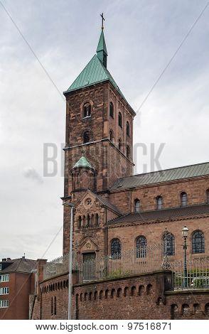St. Adalbert Church, Aachen, Germany