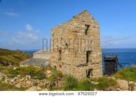 Tin Mine And Power House