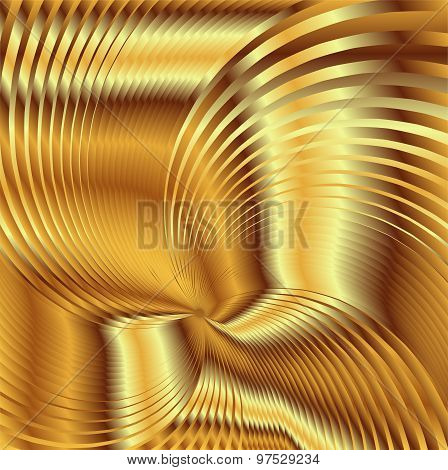 Golden metal Backgrounds