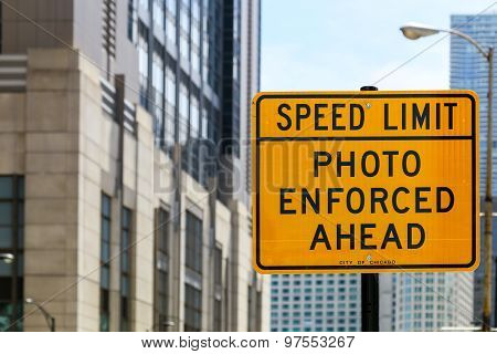 Speed Limit in Chicago