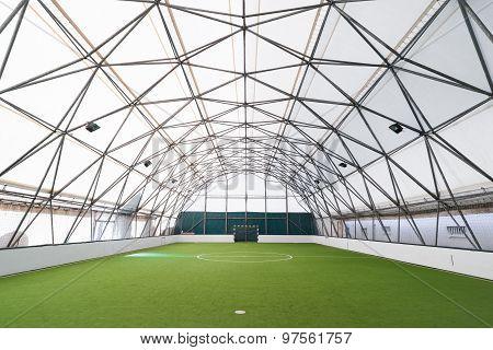 Indoor Football Field