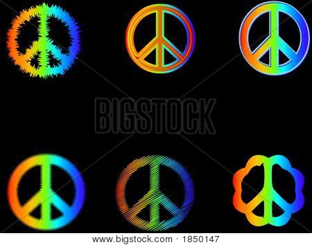 Peace Signs.Eps