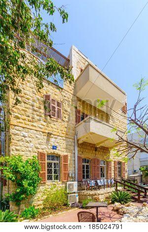 Scandinavia House, In Bat Galim Neighborhood, Haifa