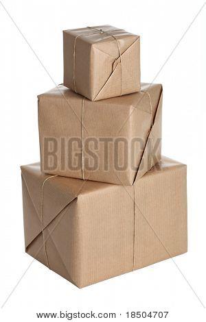 Stack of Parcels