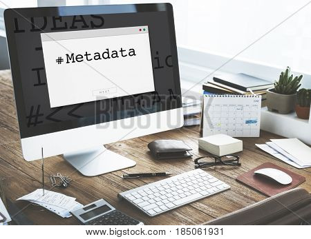 The User Connect to Meta data Computer Programming