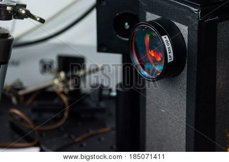 Research Laboratory University Science Development Glovebox Sun Bright Room Advanced Complex Equipme