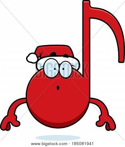 Surprised Cartoon Christmas Music