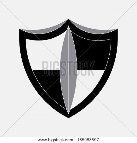 icon shield, protection, safety, secure icon, icon shield, fully editable vector image