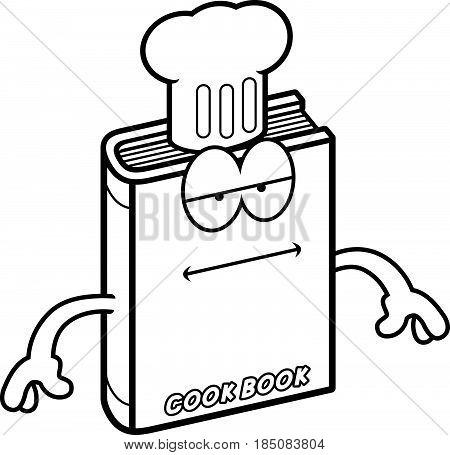 Cartoon Cookbook Bored