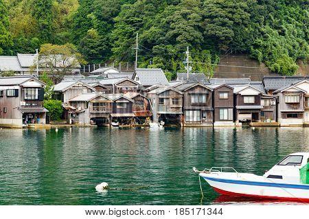Ine-cho in Kyoto