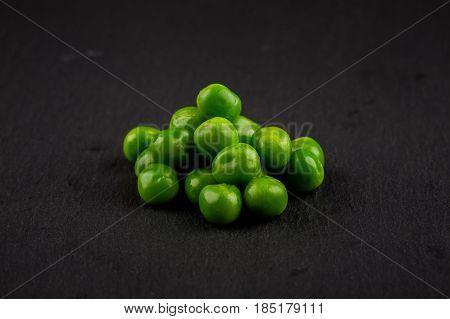 Green Wet Pea