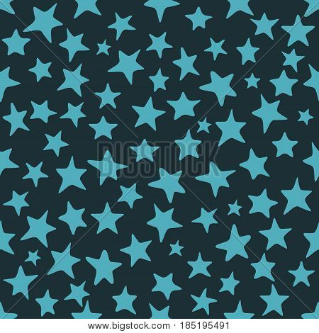 Science texture with stars.Space background for wrapping or other typography