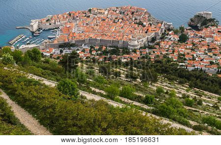 The Fort played a vital role protecting Dubrovnik during the Balkans War in the early 90's.