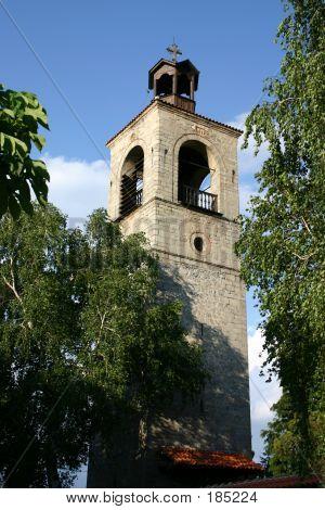 Bulgarian Church Tower