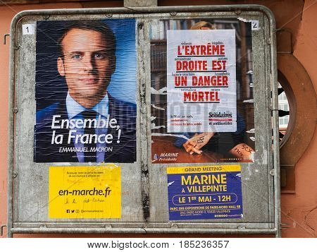 Extreme Droite Est Un Danger Mortel - Extreme Right Is A Deadly Danger