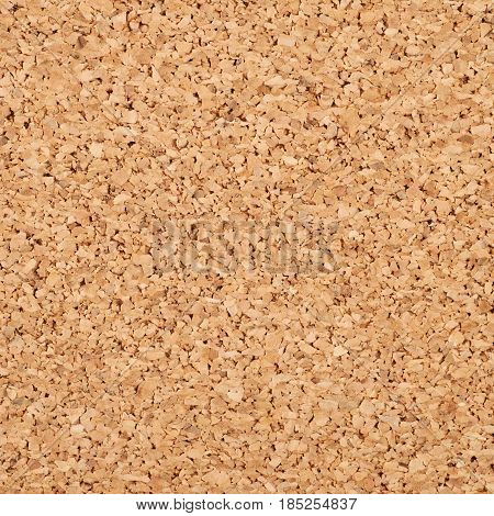 Close-up fragment of a cork wood texture as a backdrop composition