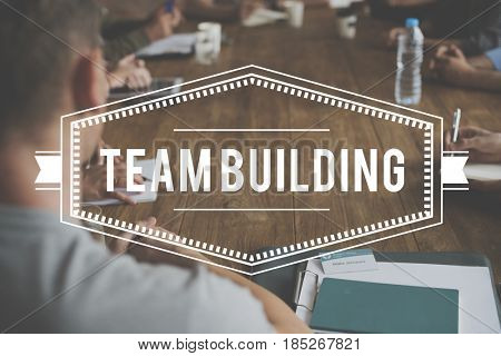 Team Building Collaboration Support word