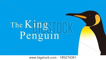 King Penguin Standing Watch Up, Penguin Seed Series