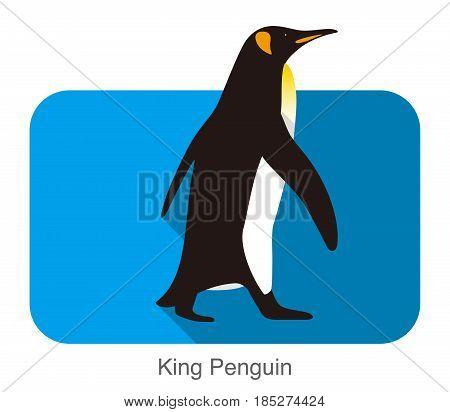 King Penguin Walking, Penguin Seed Series