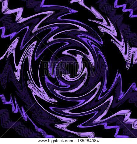 Purple shades vertigo sinking in the dark