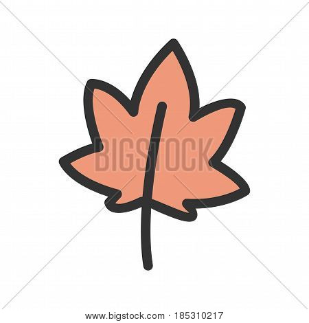 Leaf, leaves, green icon vector image. Can also be used for autumn. Suitable for mobile apps, web apps and print media.