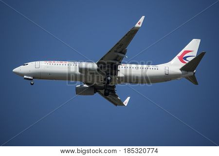 B-7590 Boeing 737-800 Of China Eastern Airline