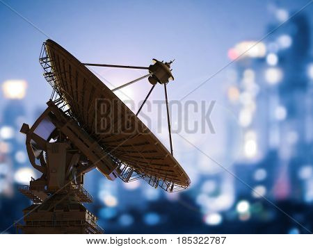 Satellite Dish