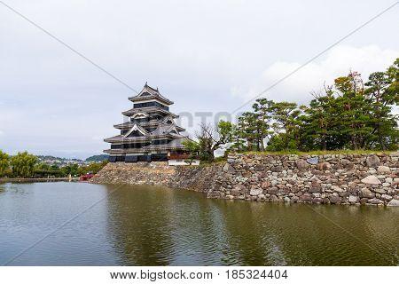 Japanese Matsumoto Castle
