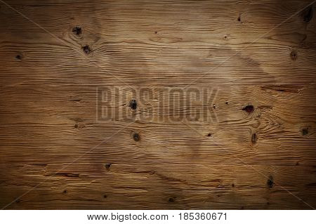Brushed Wooden Planks Texture Close Up