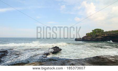 Seascape Of Bali, Indonesia