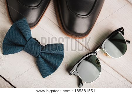 Businessman Accessories. Man's Style. Men's Accessories : Men's Butterfly, Men's Shoes , Men's Watch