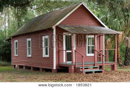 Shotgun Style House