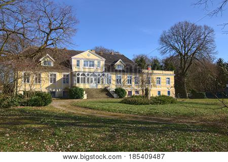 Magnificient Manor House With Garden In Dambeck, Mecklenburg-vorpommern, Germany
