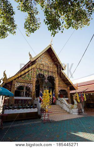 Wat Dab Phai Buddhist Temple