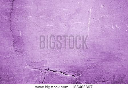Pink Concrete Wall, Surface Texture Plaster Background For Design