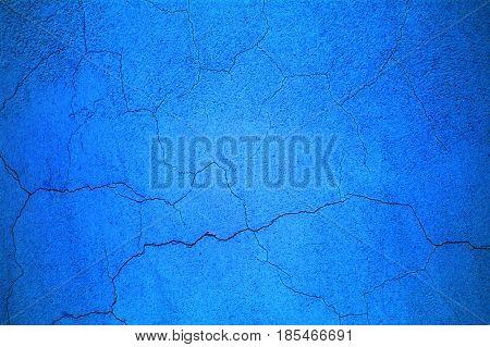 blue concrete texture background cement close up