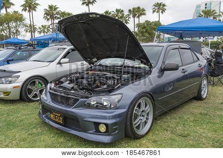 Lexus Is 2001 On Display