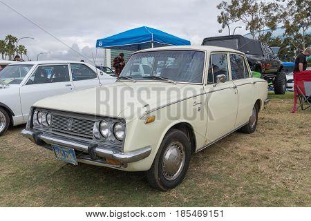Toyota Calina 1973 On Display