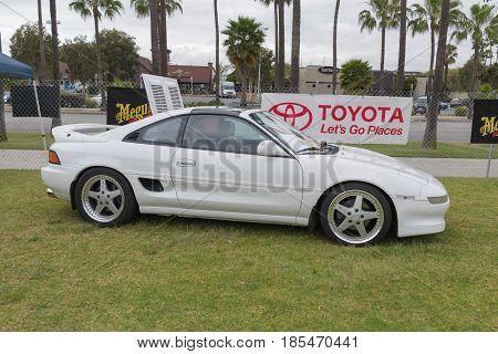 Toyota Mr2 1993 On Display