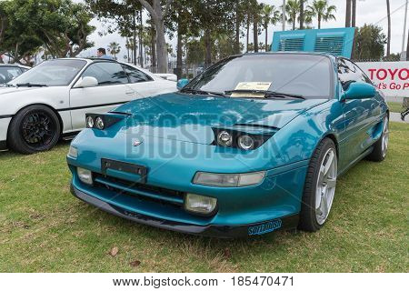 Toyota Mr2 1993 Sw20 On Display