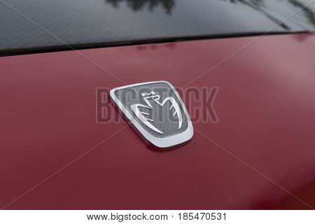 Toyota Mr2 1993 Sw20 Emblem On Display